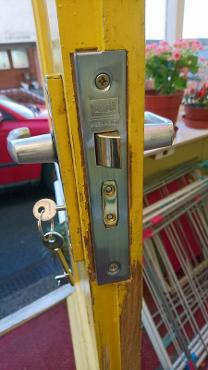 Union BS3621 mortice sashlock